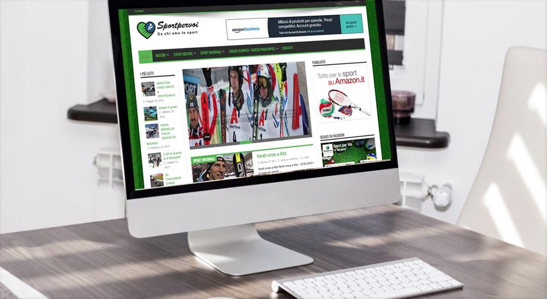 - sito sport per voi - Sportpervoi