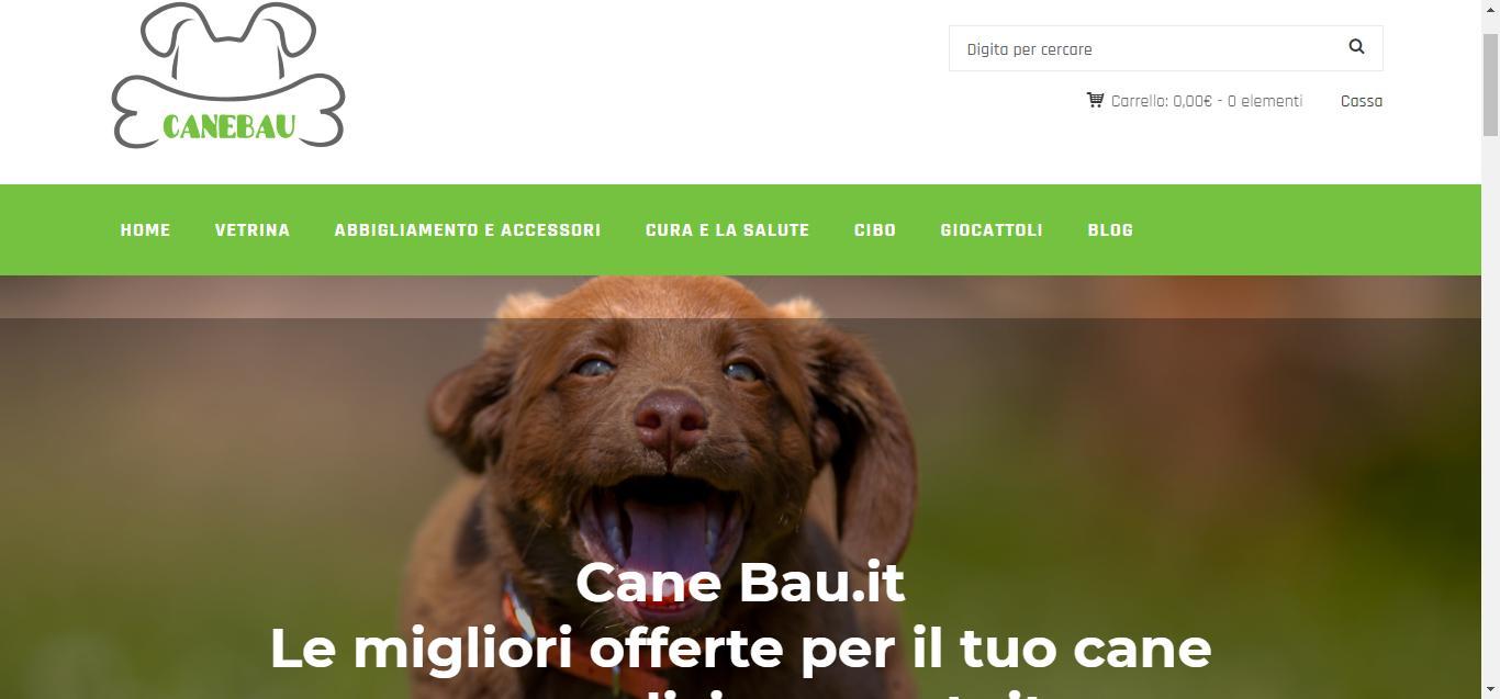 - CaneBau     Tutto per il tuo cane Gianluca Gentile 01 - CaneBau