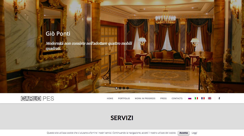 carlo pes - Carlo Pes Interior Design Gianluca Gentile Home 01 - Carlo Pes