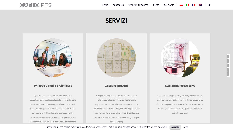 carlo pes - Carlo Pes Interior Design Gianluca Gentile Home 2 - Carlo Pes