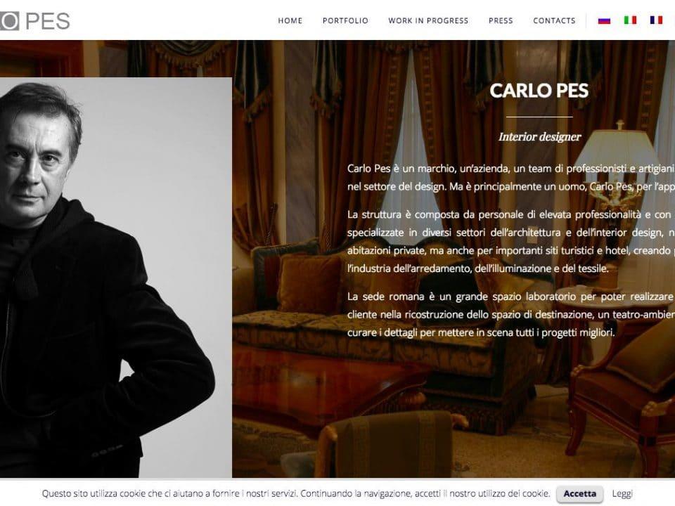 Carlo Pes - Carlo Pes Interior Design Gianluca Gentile Home 3 960x720 - Carlo Pes