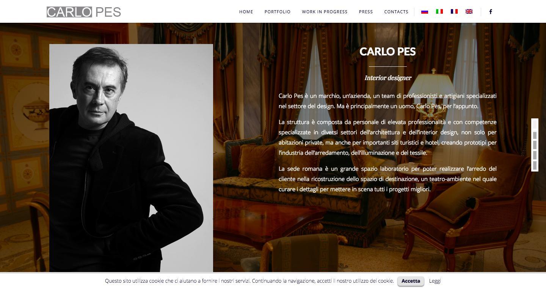 carlo pes - Carlo Pes Interior Design Gianluca Gentile Home 3 - Carlo Pes