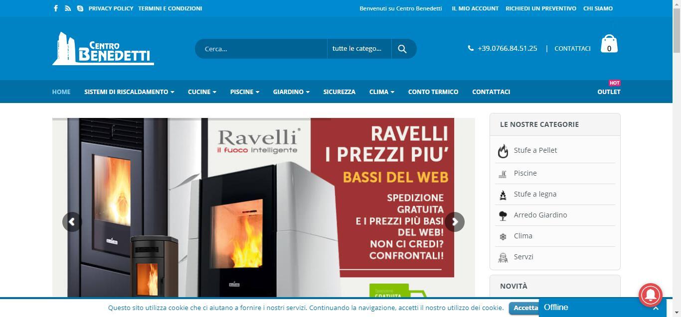 - Centro Benedetti Shop Centro Benedetti Gianluca Gentile 01 - Centro Benedetti