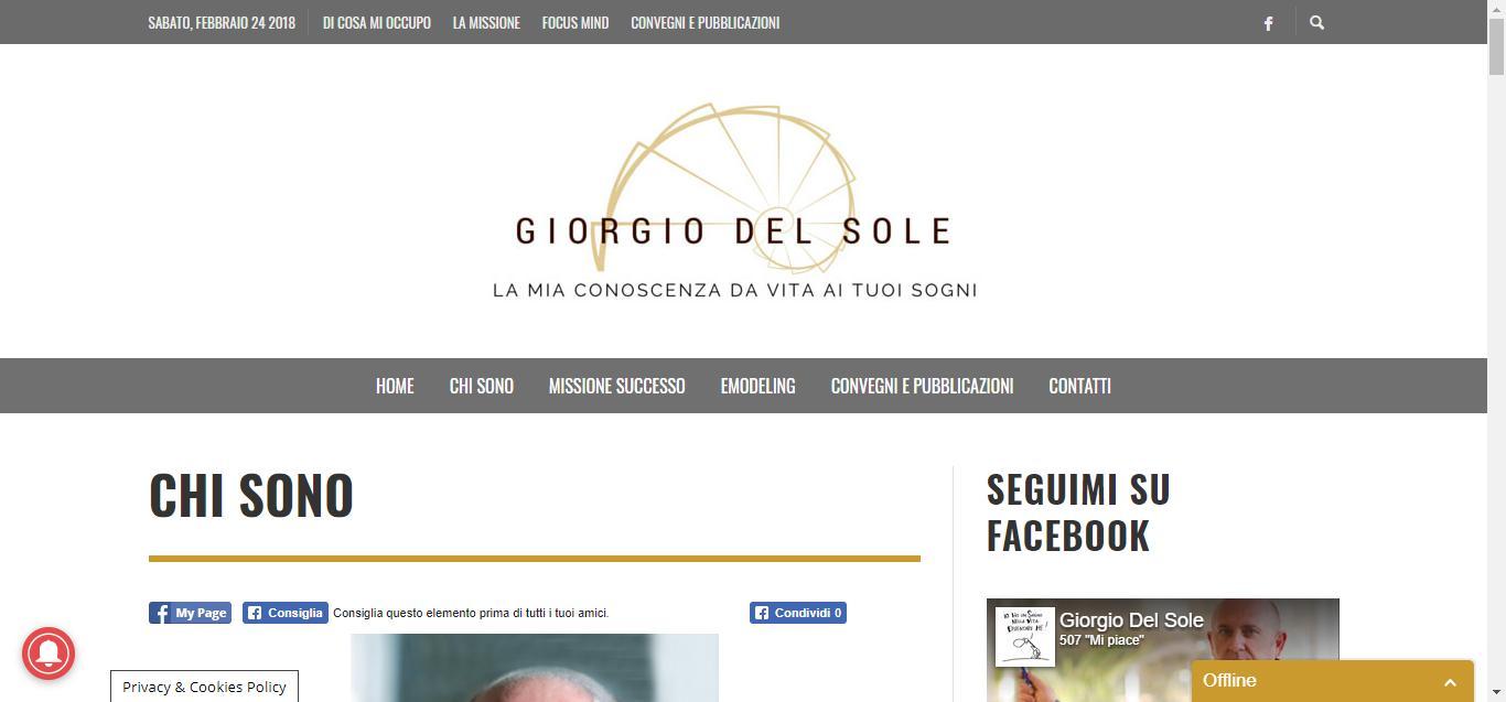 giorgio del sole - Chi Sono Giorgio Del Sole Gianluca Gentile 02 - Giorgio Del Sole
