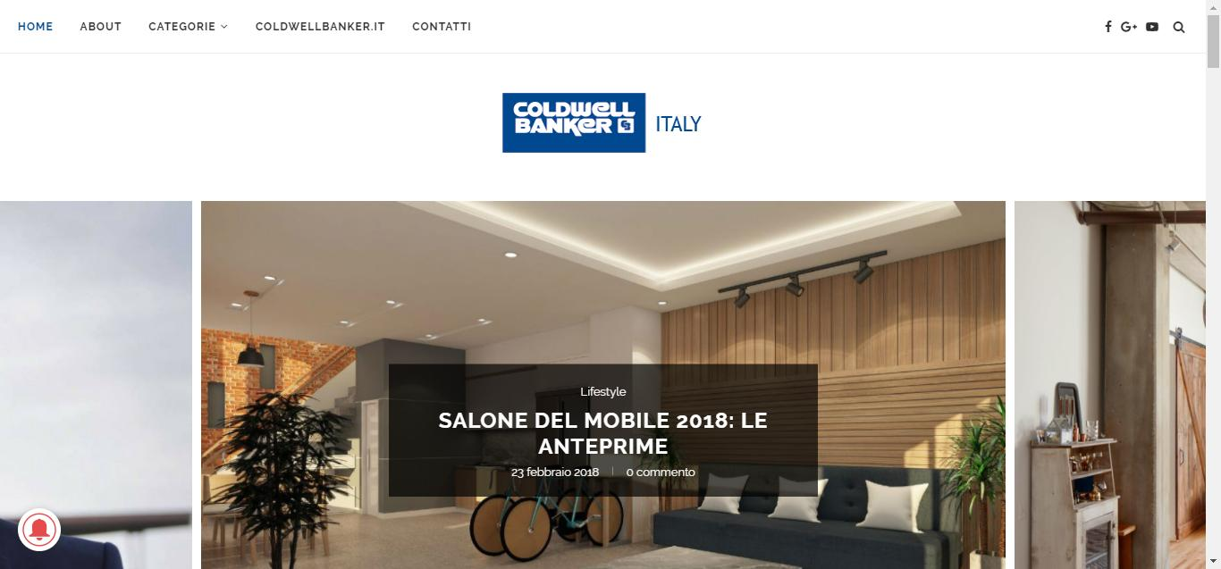 - Coldwell Banker Italy news Gianluca Gentile 01 - Coldwell Banker News