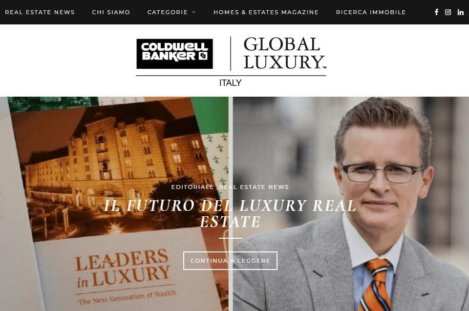 - Coldwell Banker   Global Luxury Italy Gianluca Gentile 01 960x637 - Coldwell Banker Luxury