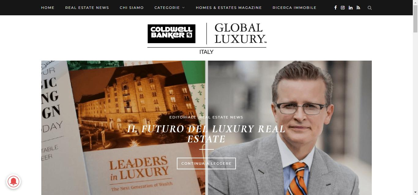 - Coldwell Banker   Global Luxury Italy Gianluca Gentile 01 - Coldwell Banker Luxury