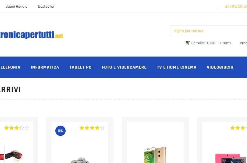 - Elettronica per tutti     Il tuo E commerce di fiducia Gianluca Gentile 01 960x637 - Elettronica per tutti