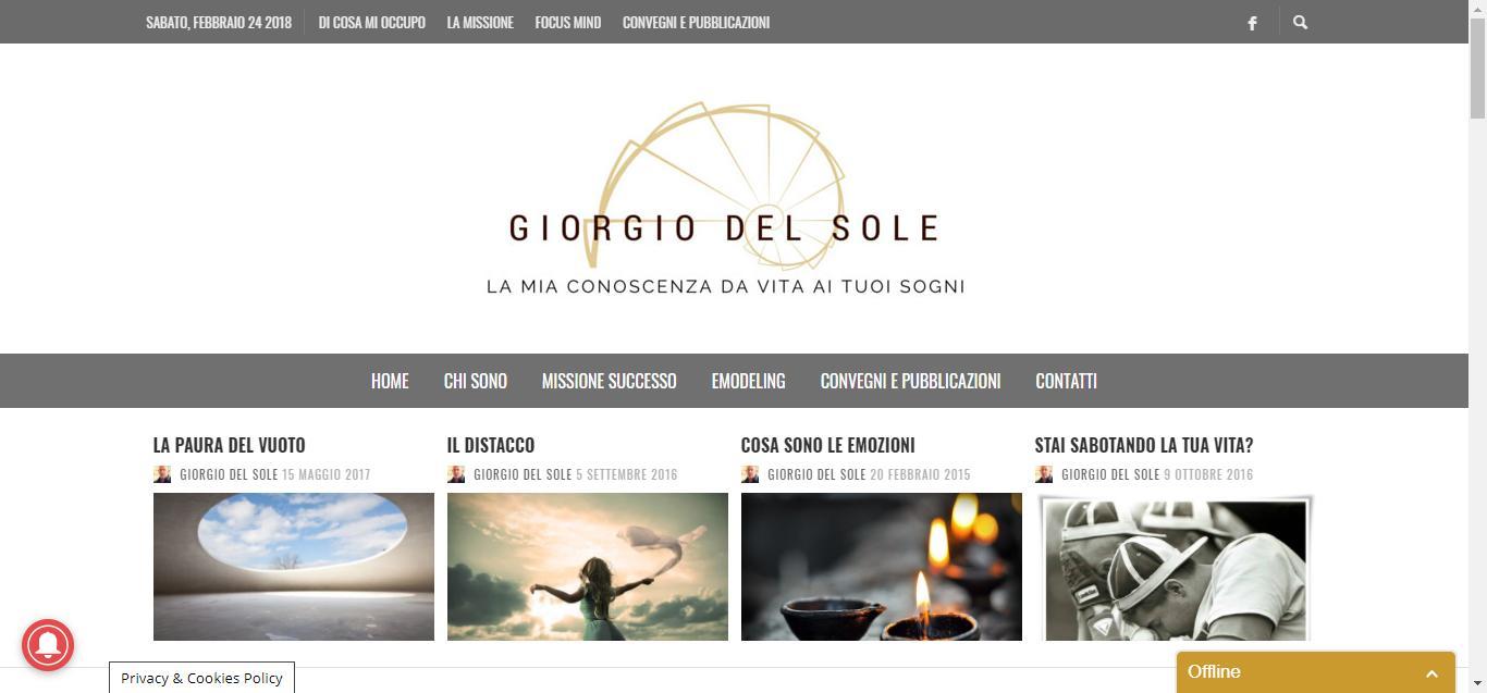 giorgio del sole - Giorgio Del Sole Gianluca Gentile 01 - Giorgio Del Sole