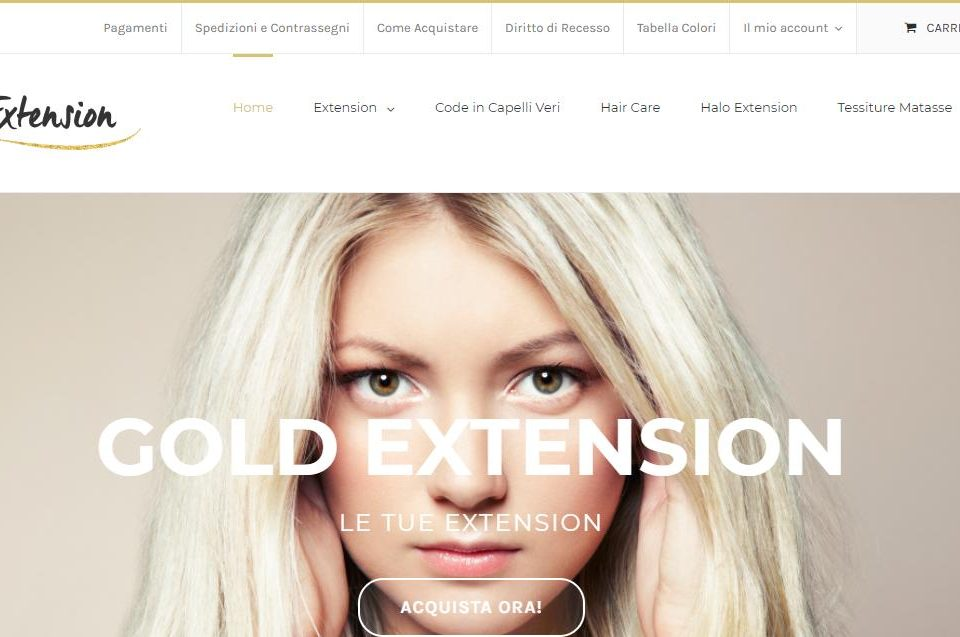 - Gold Extension     Capelli veri a prezzi imbattibili Gianluca Gentile 01 960x637 - Gold Extension