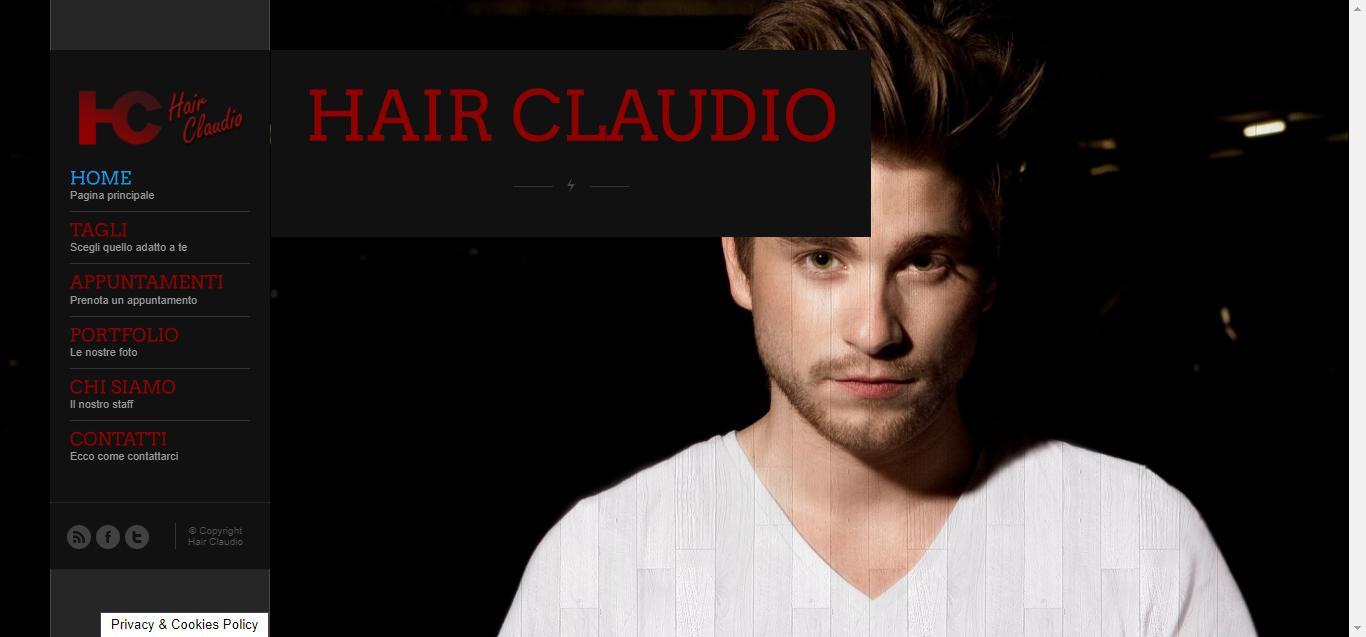 hair claudio - Hair Claudio Gianluca Gentile 01 - Hair Claudio