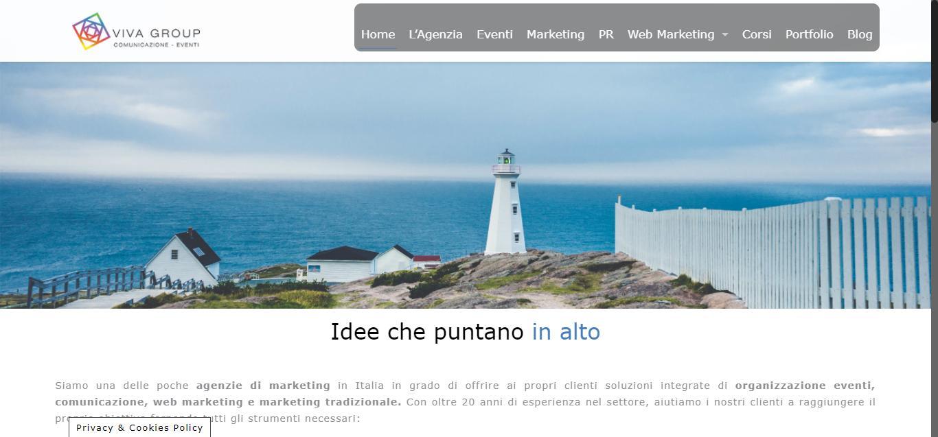Viva Group - La migliore tra le agenzie di marketing a Roma Viva Group Gianluca Gentile 01 - Viva Group