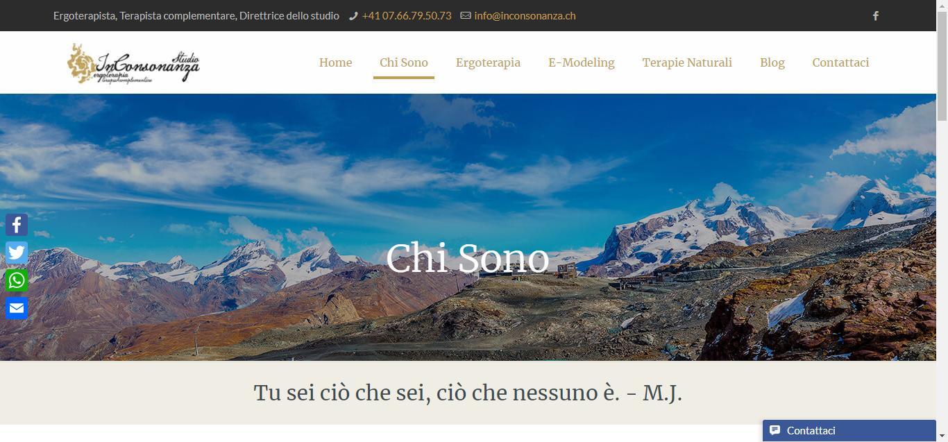 - Marijana Jufer Chi Sono   Studio InConsonanza Gianluca Gentile 02 - InConsonanza