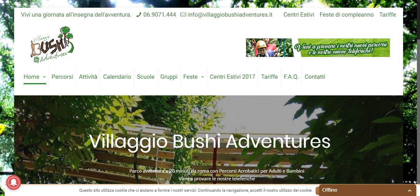 villaggio bushi adventures morlupo - Parco Avventura   Villaggio Bushi Adventures Morlupo   Roma Nord Gianluca Gentile 01 - Villaggio Bushi Adventures Morlupo