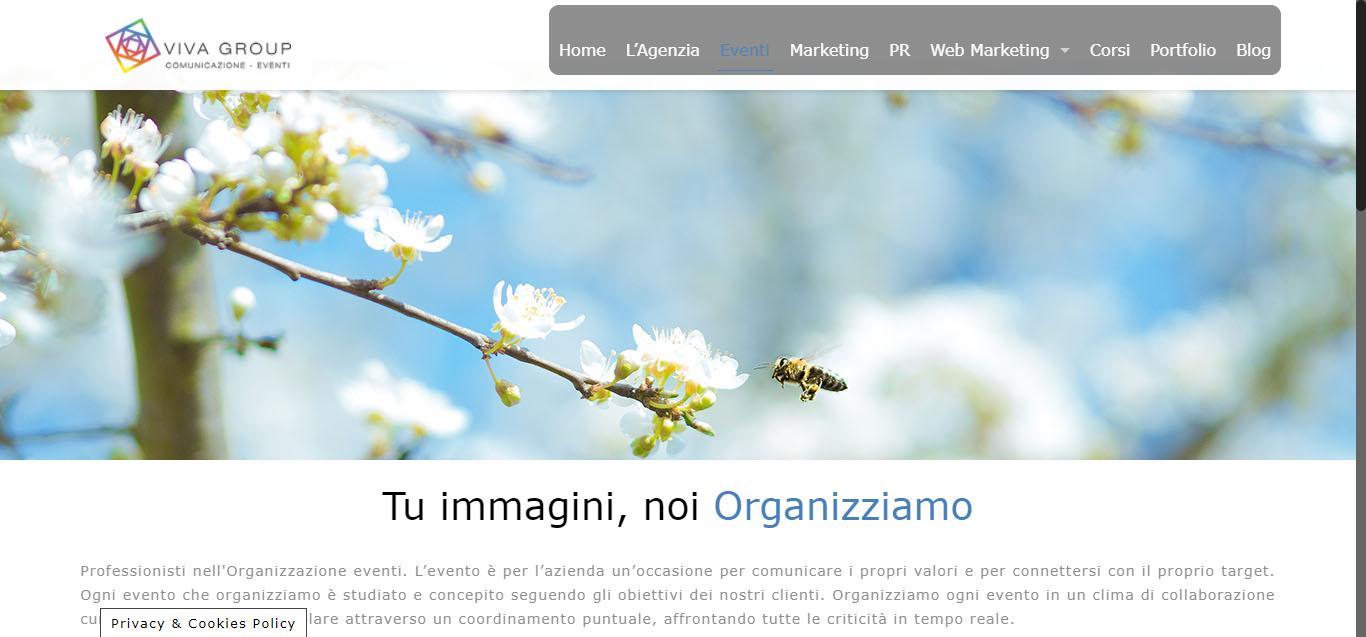 viva group - Professionisti nellOrganizzazione eventi Viva Group Gianluca Gentile 03 - Viva Group