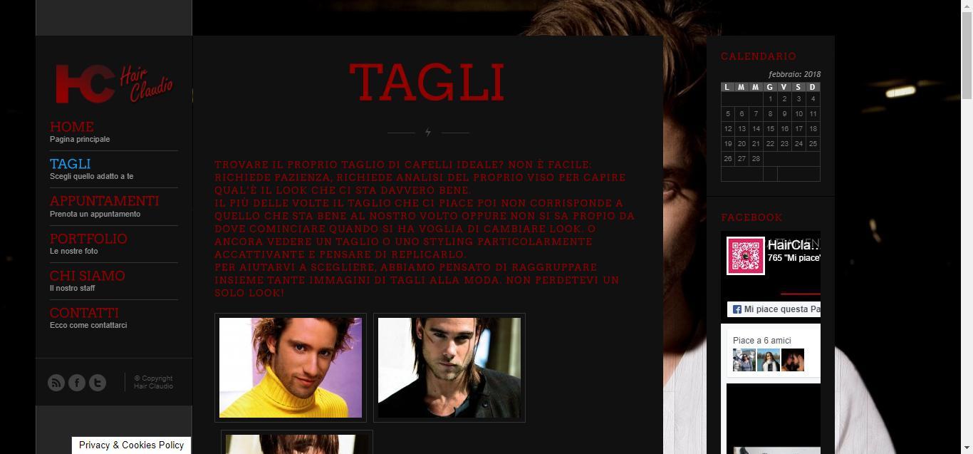 hair claudio - Tagli Hair Claudio Gianluca Gentile 02 - Hair Claudio