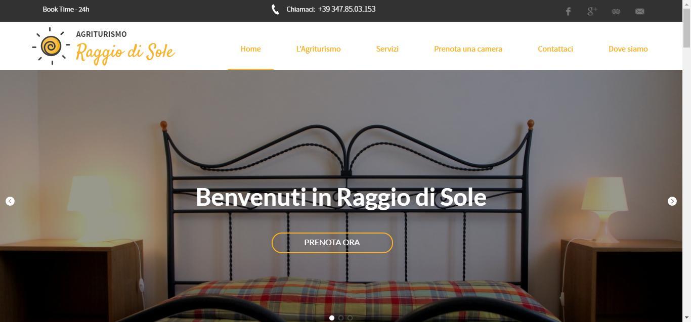 - home Agriturismo Raggio di Sole Gianluca Gentile 01 - Agriturismo Raggio di Sole
