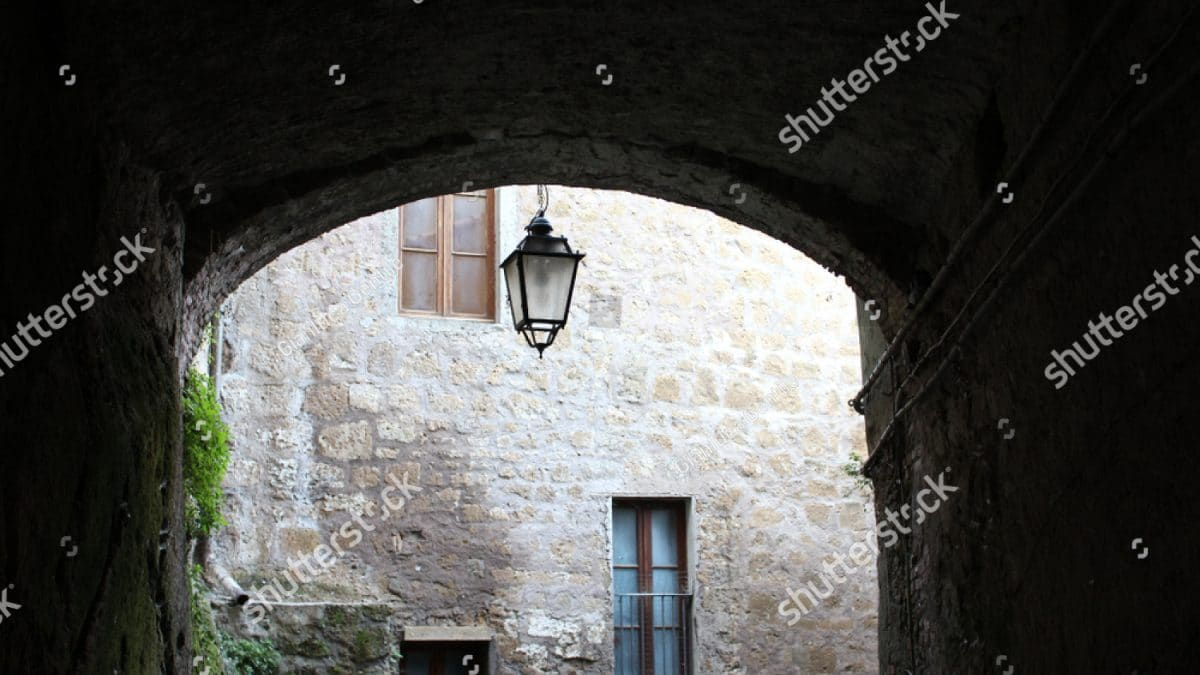 - stock photo a small avenue of the historical center 1031758045 1200x675 - A small avenue of the historical center