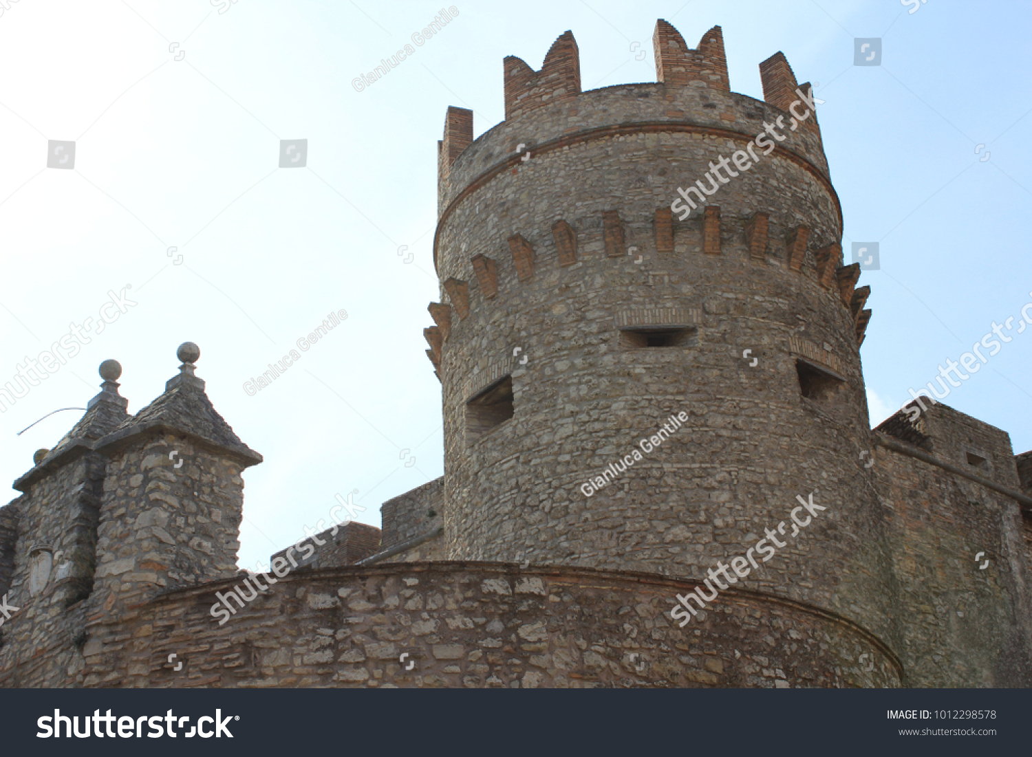 - stock photo castle in italy 1012298578 2 - Castle in Italy