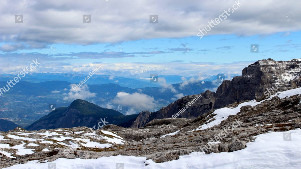 - stock photo fantastic view on the trentino s alps look at the magic of the snow 1030942549 1200x675 - Fantastic view on the Trentino's Alps