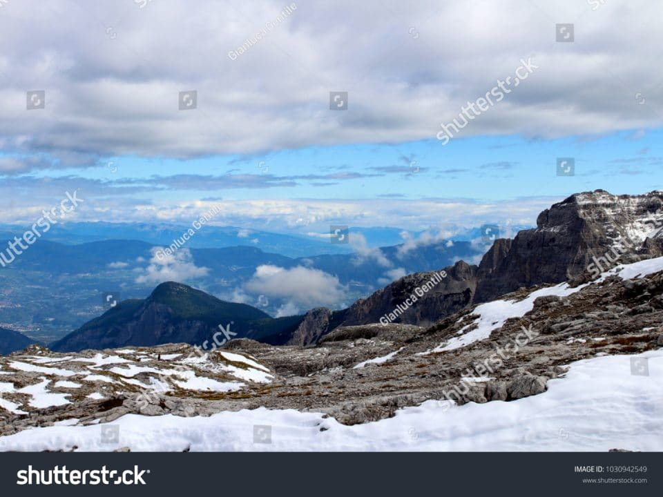 - stock photo fantastic view on the trentino s alps look at the magic of the snow 1030942549 960x720 - Fantastic view on the Trentino's Alps