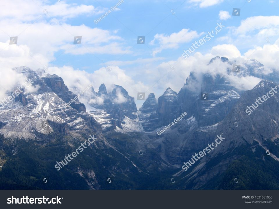 - stock photo the tallest peaks of the trentino unbelievable sight 1031581006 960x720 - The tallest peaks of the Trentino, unbelievable sight