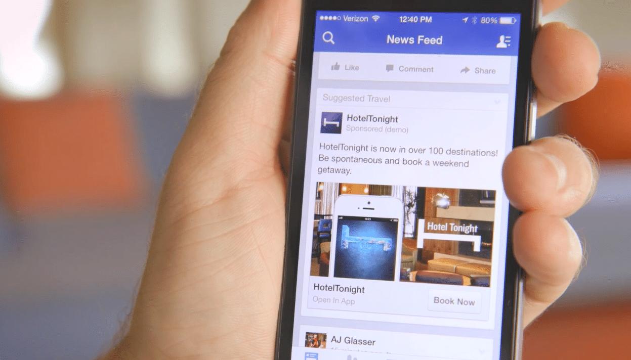 pubblicità su facebook - Come raggiungere i propri clienti con la pubblicit   su Facebook esempio - Come raggiungere i propri clienti con la pubblicità su Facebook