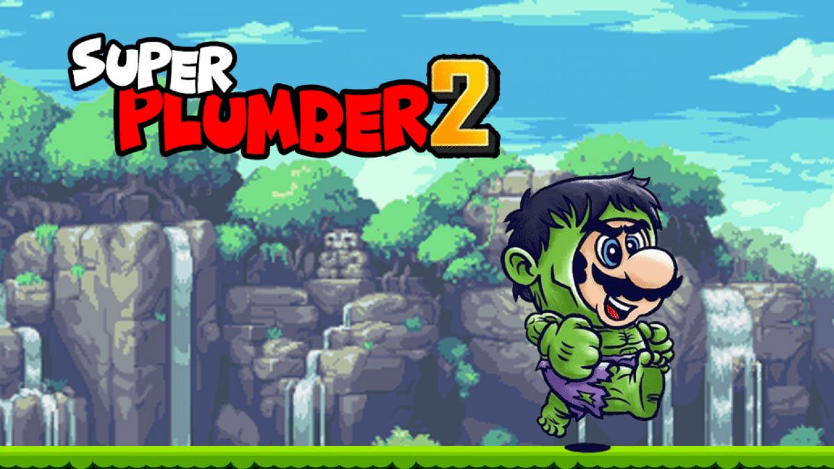 super plumber 2 - super plumber 2 Gioco di Gianluca Gentile 1200x675 - Super Plumber 2