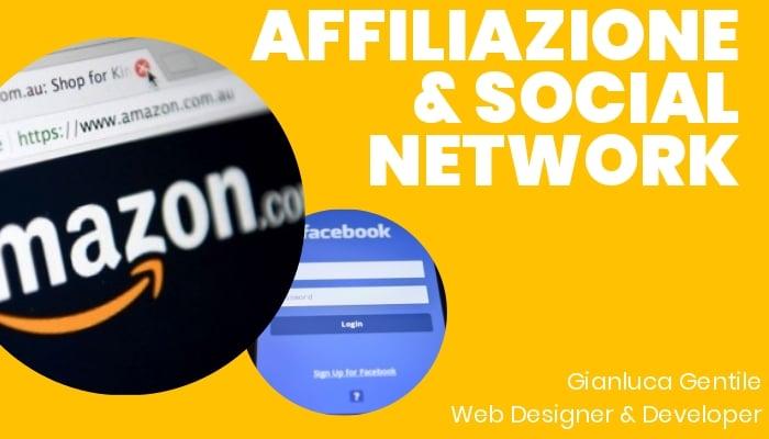 - Affiliazione e Social Network - Affiliazione e Social Network