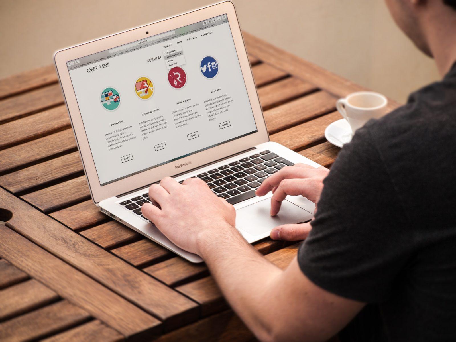- Controlla il tuo nuovo sito web - Controlla il tuo nuovo sito web