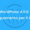 WordPress e GDPR