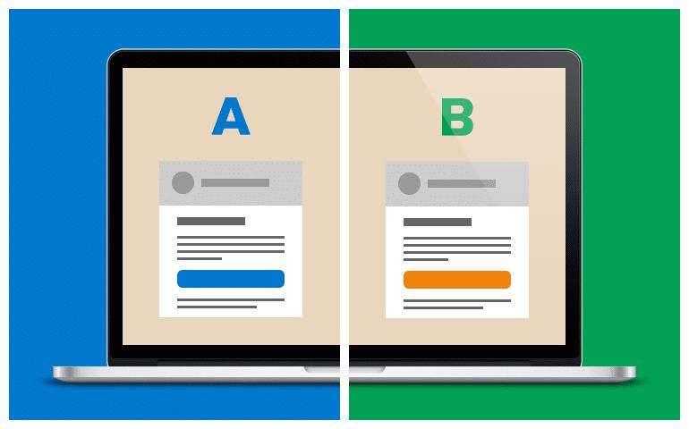 - AB Testing - Ottimizzazione della conversione e test A/B