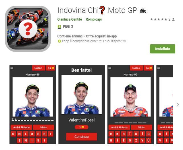- Indovina Chi    Moto GP      App su Google Play - Indovina Chi? Moto Gp