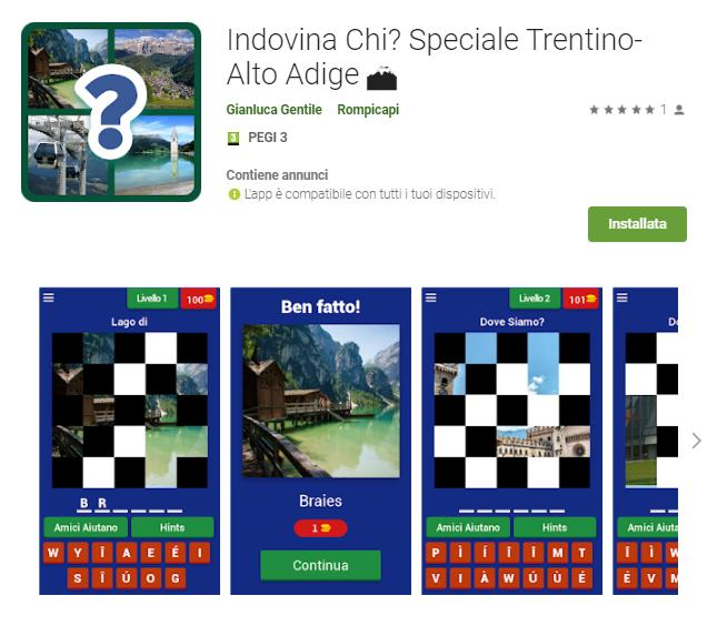 - Indovina Chi  Speciale Trentino Alto Adige      App su Google Play - Indovina Chi? Speciale Trentino – Alto Adige