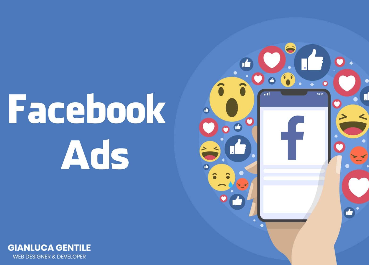 - Facebook ADS copertina blog gianluca gentile - Opzioni di Targeting Professionale su Facebook