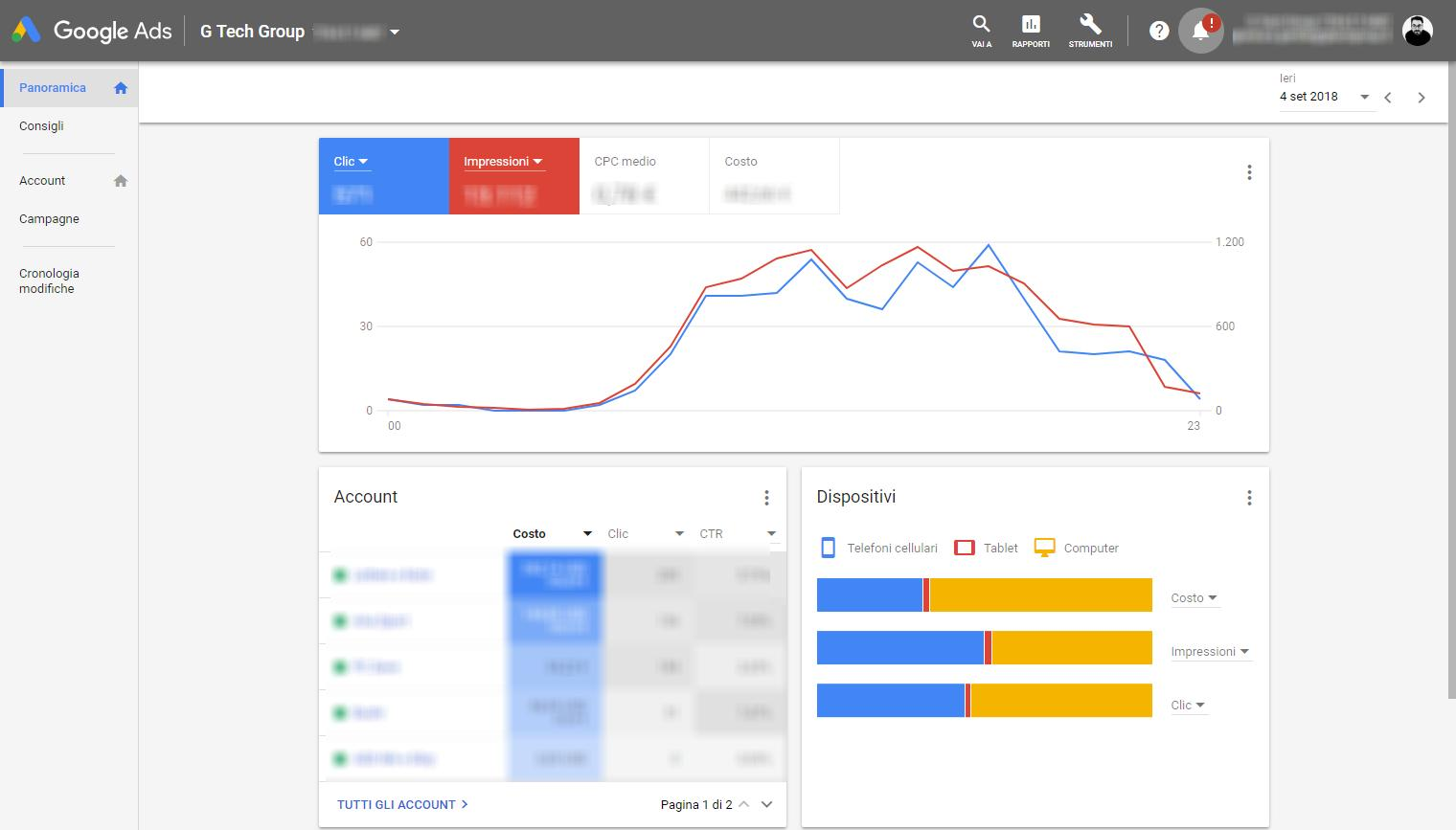 Nuova interfaccia Google Adwords nuova interfaccia google adwords - Nuova Interfaccia Google ADS - Nuova interfaccia Google Adwords diventa Google Ads