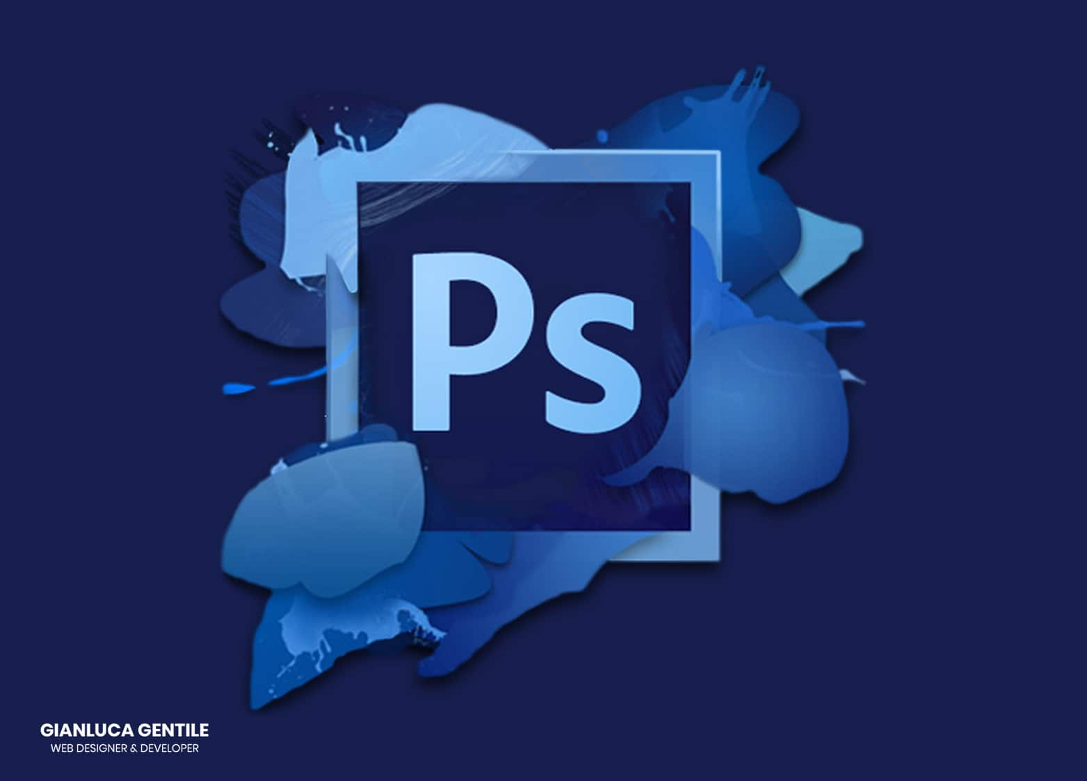- Photoshop per Blog - Photoshop: Strumento di testo bloccato in BLOC MAIUSC