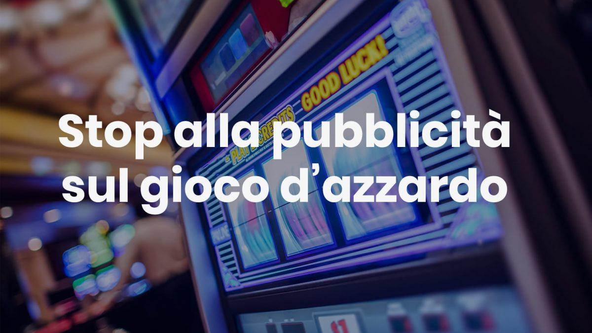stop pubblicità gioco d'azzardo - Stop pubblicit   gioco dazzardo molte le incongruenze 1200x675 - Stop pubblicità gioco d'azzardo, molte le incongruenze