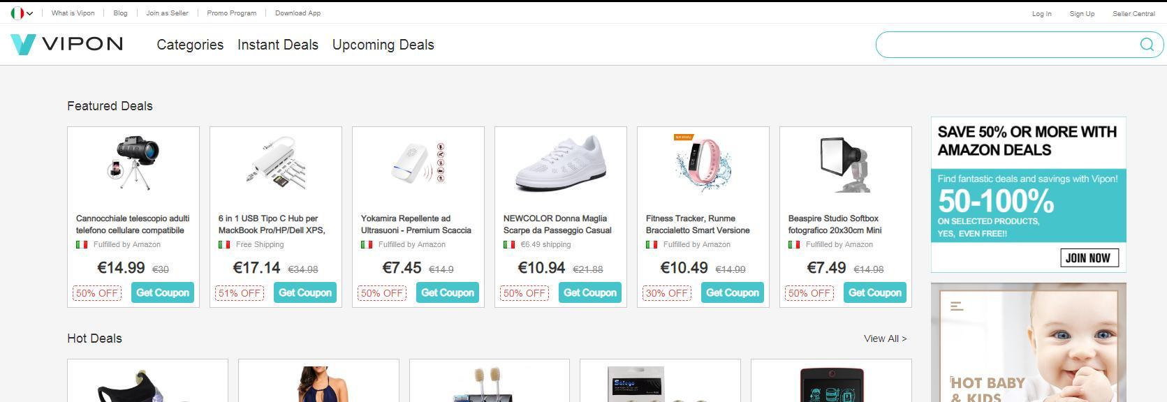 Risparmia con Amazon su Vipon risparmia su amazon con vipon - Vipon risparmia con le offerte di Amazon - Risparmia su Amazon con Vipon