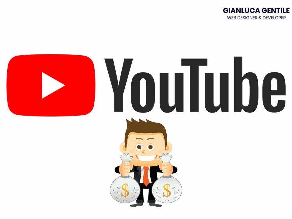come guadagnare con youtube - Come guadagnare con Youtube Gianluca Gentile 960x720 - Come guadagnare con Youtube