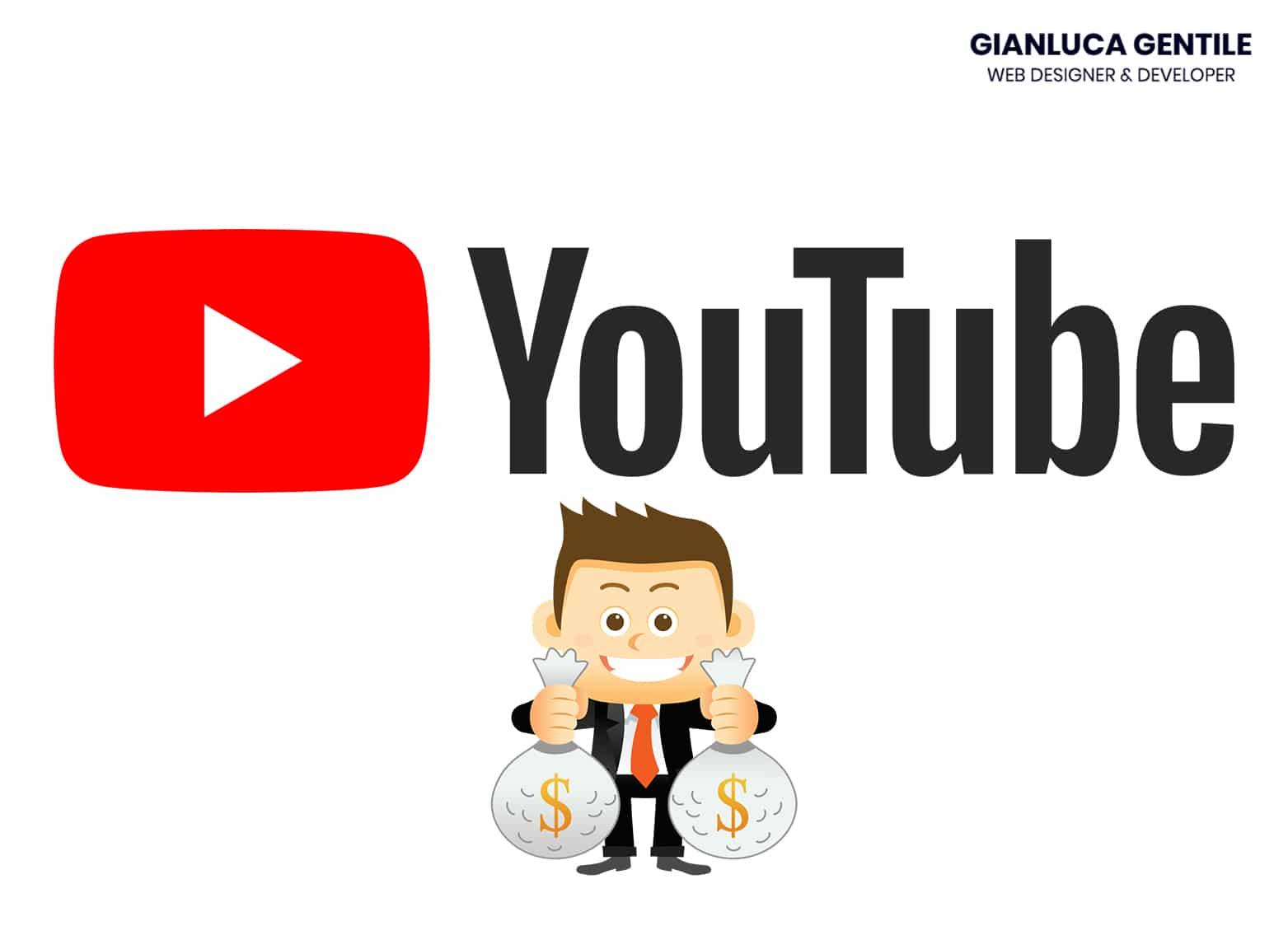 come guadagnare con youtube - Come guadagnare con Youtube Gianluca Gentile - Come guadagnare con Youtube