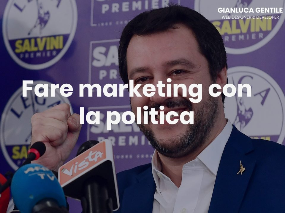 fare marketing con la politica - Fare Marketing con la politica 960x720 - Fare marketing con la politica