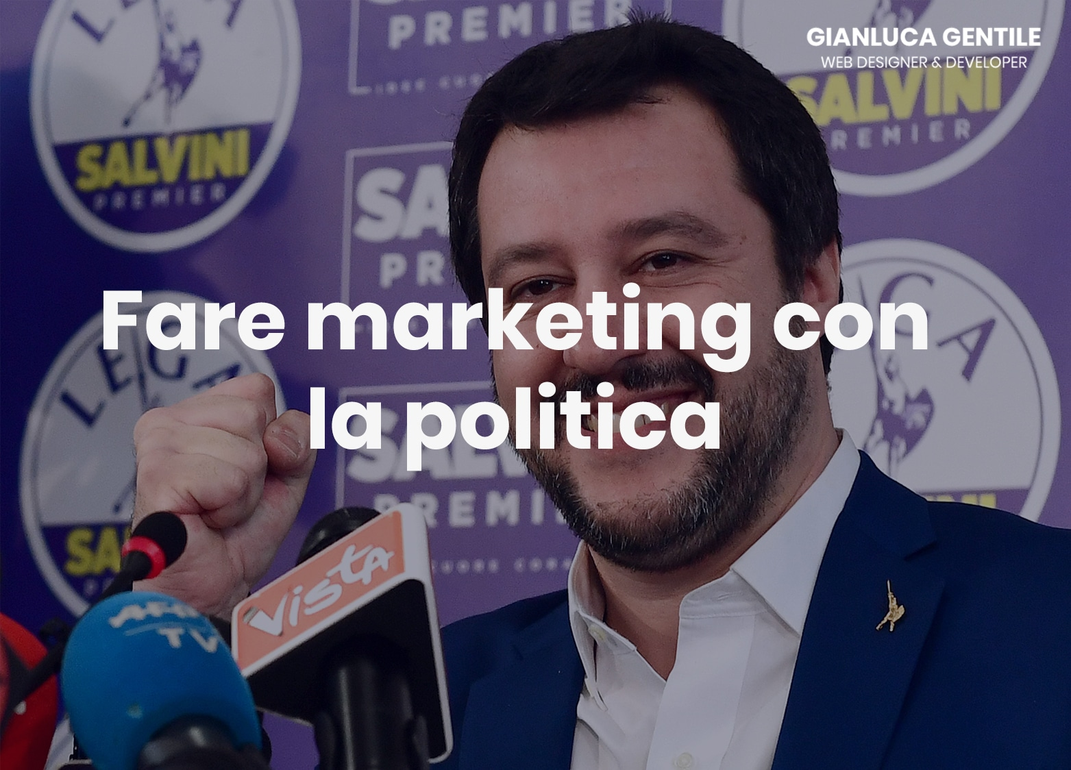 fare marketing con la politica - Fare Marketing con la politica - Fare marketing con la politica