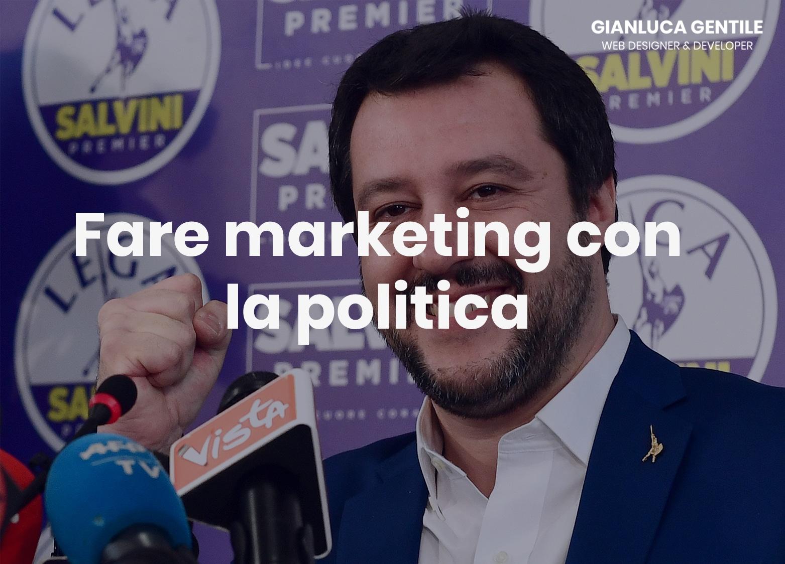 fare marketing con la politica - Fare Marketing con la politica - Fare marketing con la politica