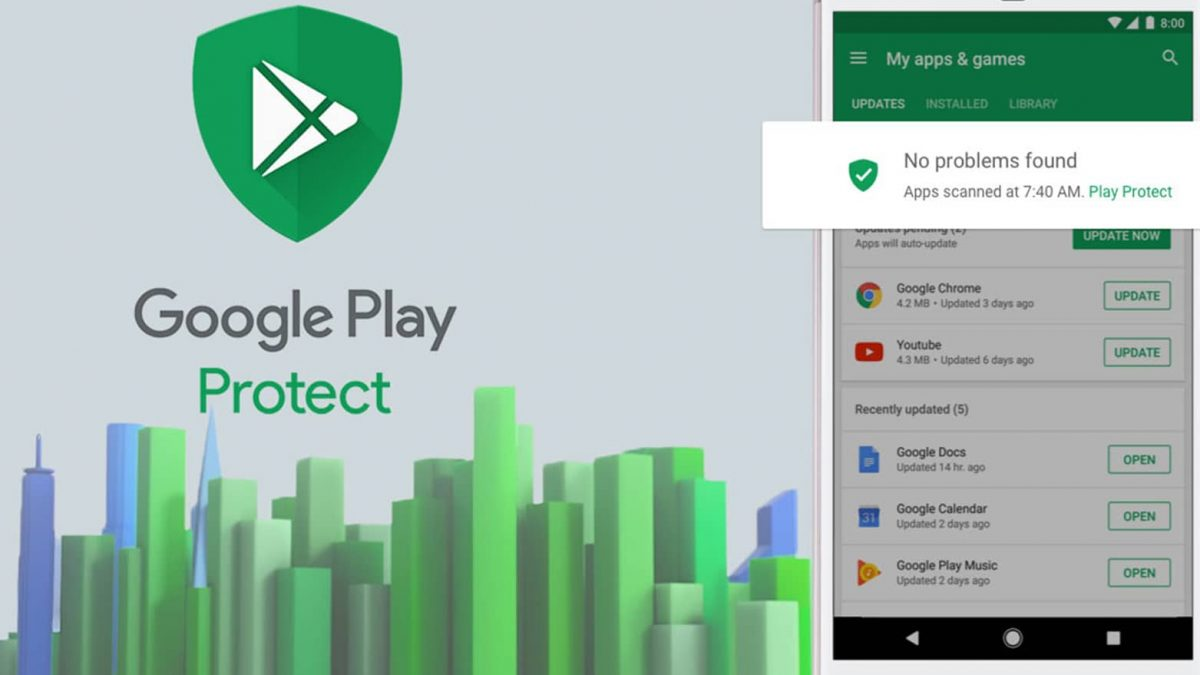 google play protect cos'è - Google Play Protect cos      1200x675 - Google Play Protect cos'è