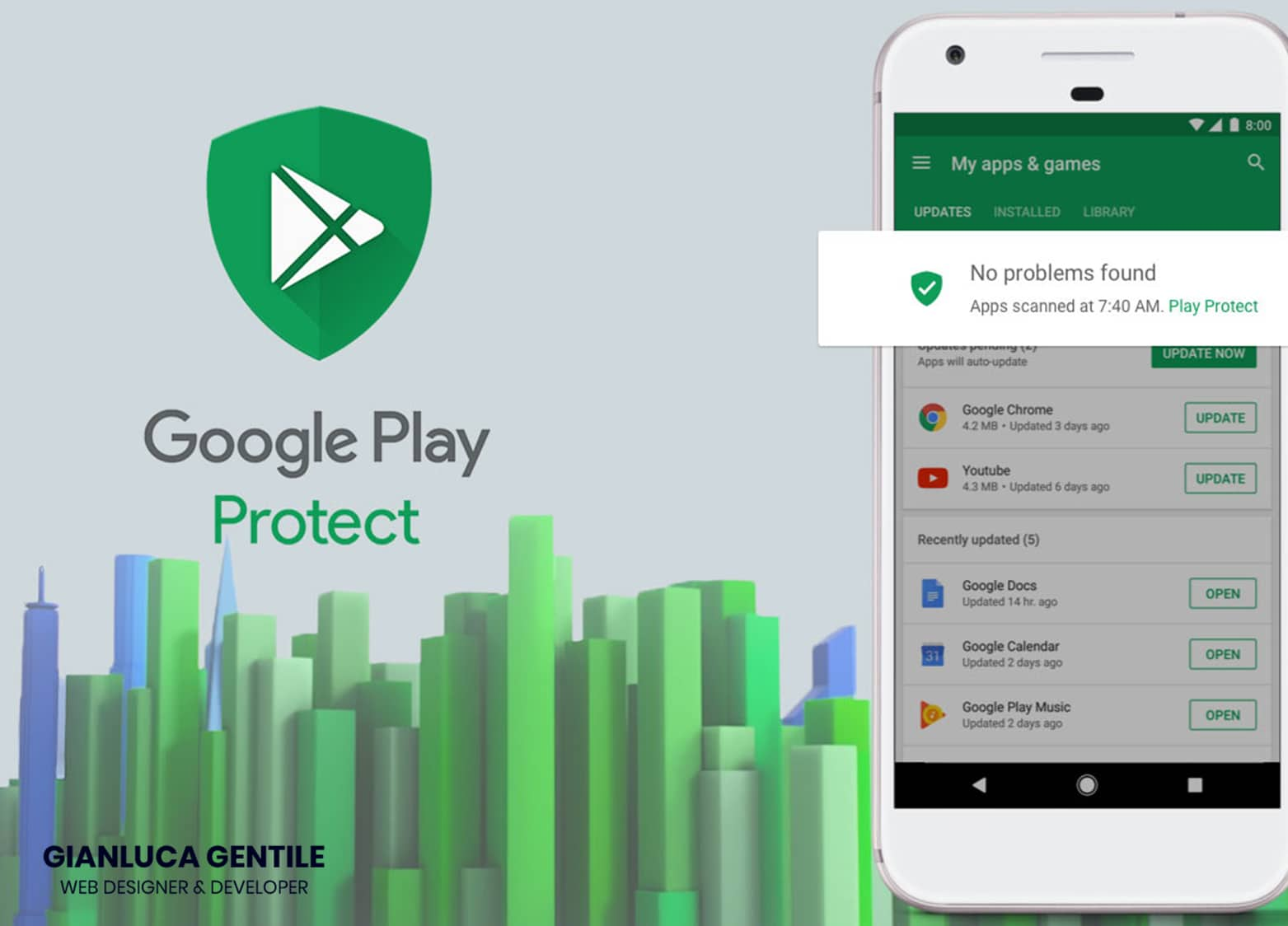 google play protect cos'è - Google Play Protect cos      - Google Play Protect cos'è
