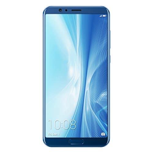 - Honor View 10 Smartphone Blu 4G LTE 128GB Memoria 6GB RAM Display 5 - Honor View 10 Smartphone, Blu, 4G LTE, 128GB Memoria, 6GB RAM, Display 5.99″ FHD+, Doppia Fotocamera 20+16MP [Italia]