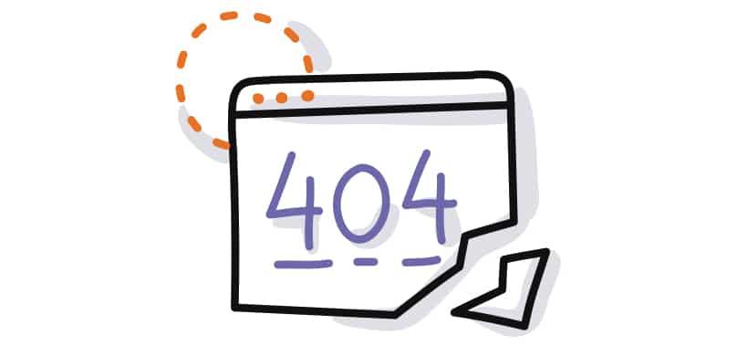 Monitoraggio pagine 404