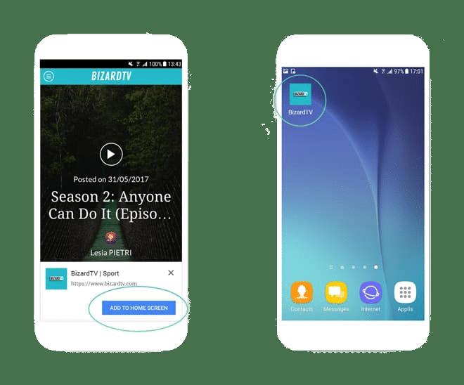 Sviluppo-progressive-web-app web