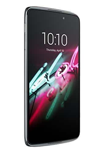 - Alcatel One Touch Idol 3 5 - Alcatel One Touch Idol 3 (5.5) Smartphone, Grigio Scuro [Italia]